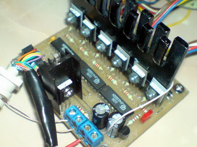Самодельный станок чпу - Печатные платы контроллера VRI-cnc (тм7)автор...